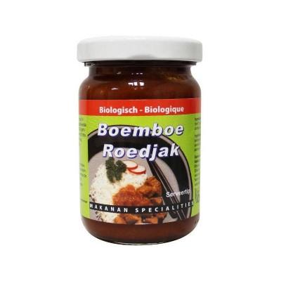 Makanan Boemboe Roedjak