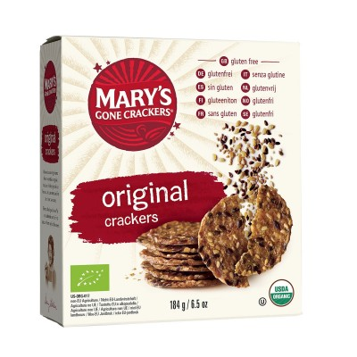 Mary's Gone Crackers Crackers Naturel