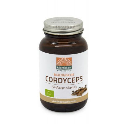 Mattisson Cordyceps 525 mg