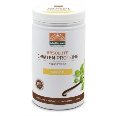 Mattisson Erwten Proteïne Poeder Vanille