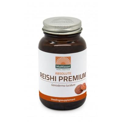 Mattisson Reishi Premium 400 mg
