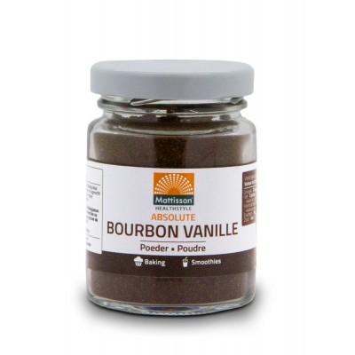 Mattisson Bourbon Vanille Poeder