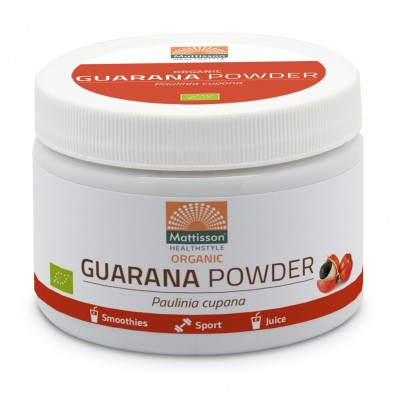 Mattisson Guarana Poeder