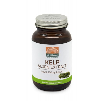 Mattisson Kelp Algenextract