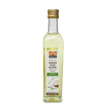 Mattisson Kokosolie Blend Extra Virgin 500 ml