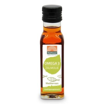 Mattisson Omega-3 Zalmolie Mediterraan