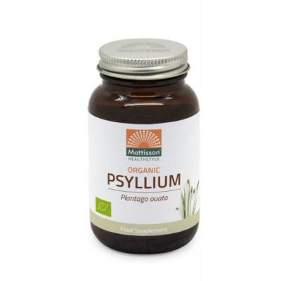 Mattisson Psyllium Husk 750mg