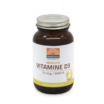Mattisson Vitamine D3