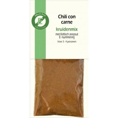Mix-E-free Kruidenmix Chili Con Carne