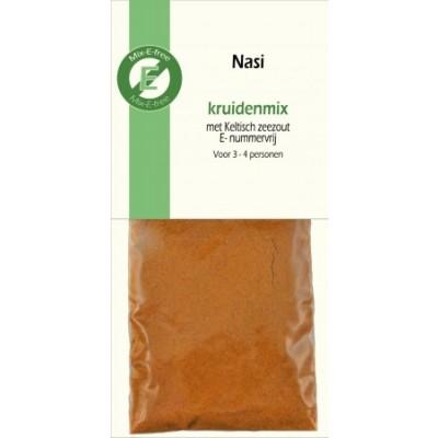 Mix-E-free Kruidenmix Nasi