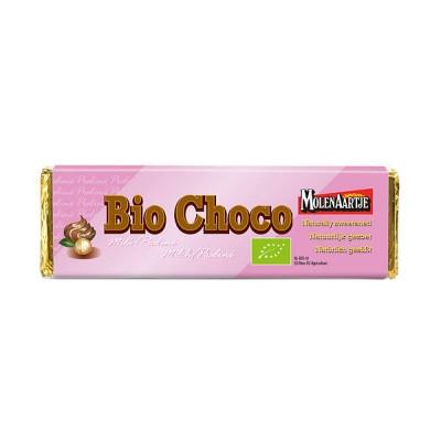 Molenaartje Melkchocoladereep Praliné