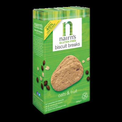 Nairn's Biscuit Breaks Haver & Fruit