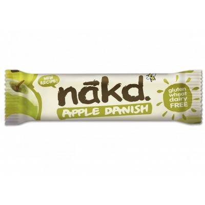 Nakd Apple Danish Bar