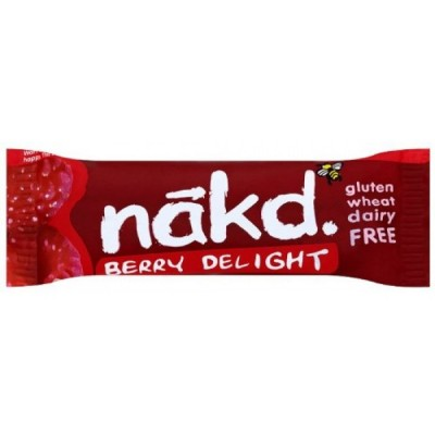 Nakd Berry Delight Bar