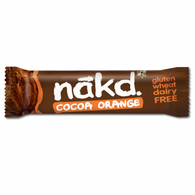 Nakd Cocoa Orange Bar
