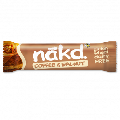 Nakd Coffee & Walnut Bar