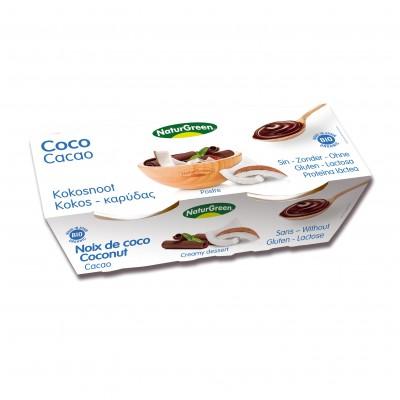 NaturGreen Kokos Dessert Cacao