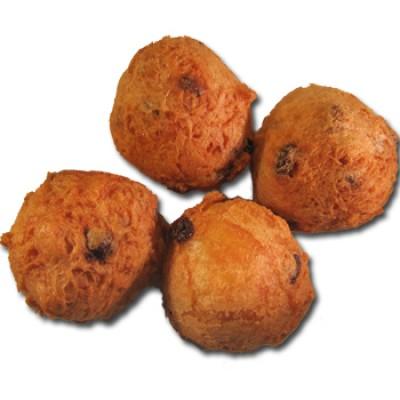 Joop'S Glutenvrij Oliebollen Met Rozijnen