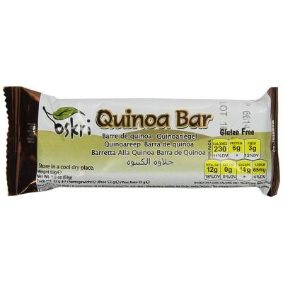 Oskri Quinoa Bar