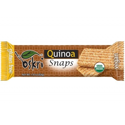 Oskri Snaps Quinoa