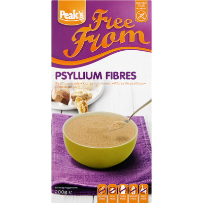Peak's Psyllium Vezels