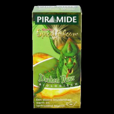 Piramide Draken Vuur Thee