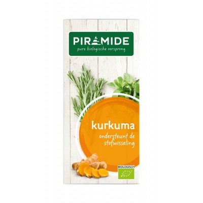 Piramide Kurkuma Thee