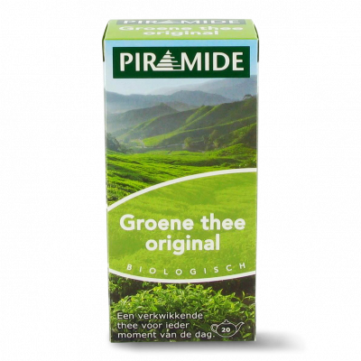 Piramide Groene Thee Original