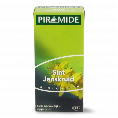 Piramide Sint Janskruid Thee