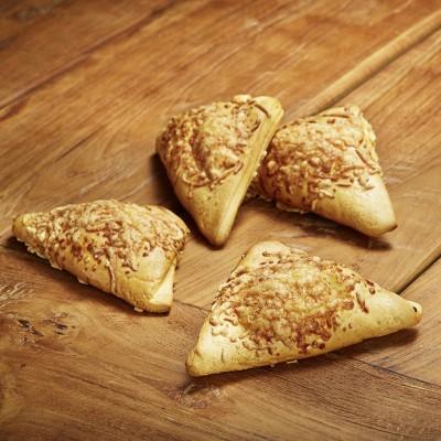 Poensgen Ham-Kaas Broodjes (4 stuks)