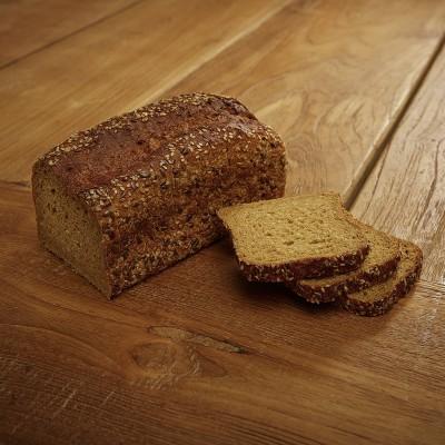 Poensgen Meergranen Mais-Rijst Gesneden Brood