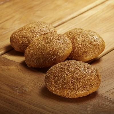 Poensgen Hamburger Broodjes (4 stuks)