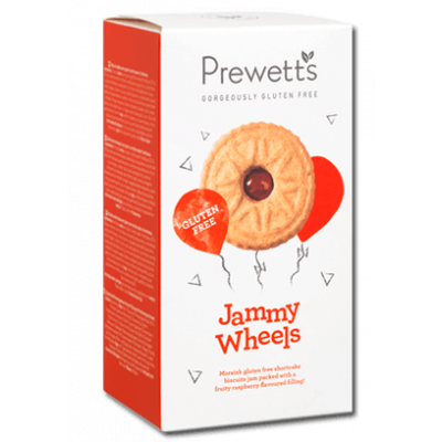 Prewetts Jammy Wheels Cookies