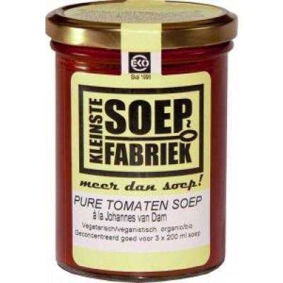 Kleinste Soep Fabriek Pure Tomatensoep