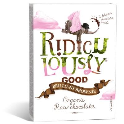 Ridicilously Good Bonbons Brilliant Brownie