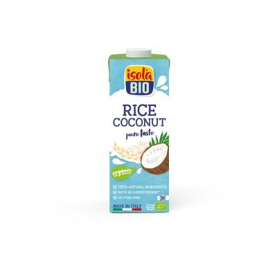 Isola Bio Rijstdrink Kokos