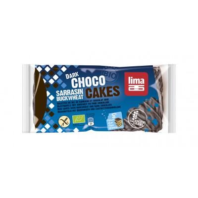 Lima Rijstwafels Boekweit Chocolade