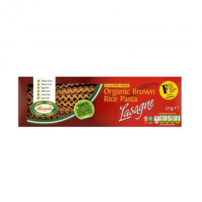 Rizopia Volkorenrijst Lasagne