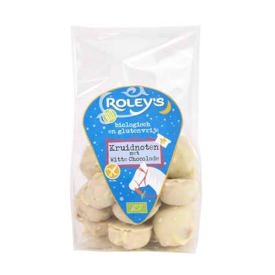 Roley's Kruidnoten Met Witte Chocolade