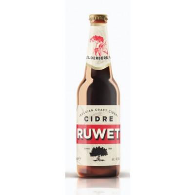 Ruwet Cider Elderberry