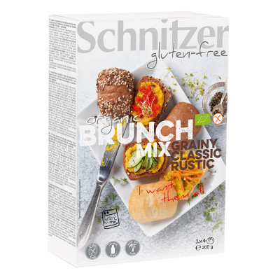 Schnitzer Brunch Mix