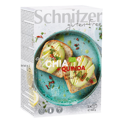 Schnitzer Chia met Quinoa