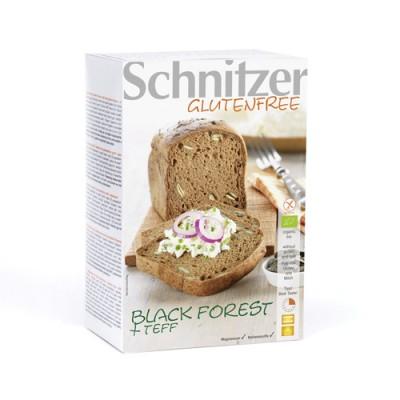Schnitzer Black Forest met Teff