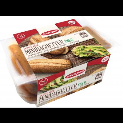Semper Mini-baguette Bruin