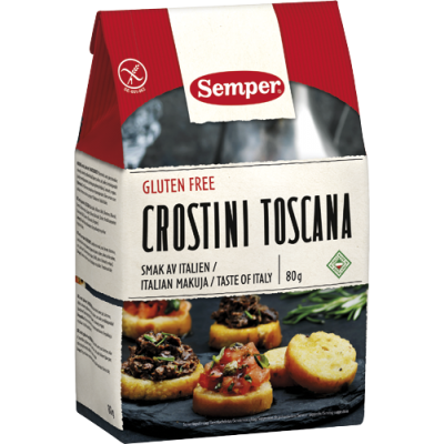 Semper Crostini Toscana