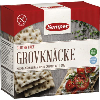 Semper Knackebrod (grovknäcke)
