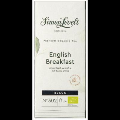 Simon Levelt English Breakfast