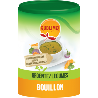 Sublimix Groentebouillon 230 gram