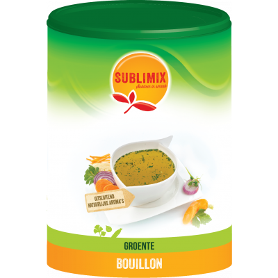 Sublimix Groentebouillon 540 gram