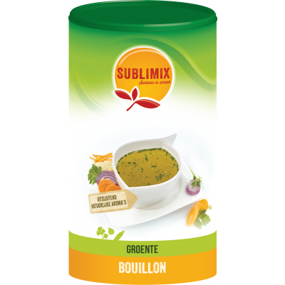 Sublimix Groentebouillon 800 gram